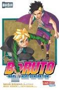 Cover-Bild zu Boruto - Naruto the next Generation 9 von Kishimoto, Masashi