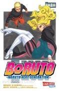 Cover-Bild zu Boruto - Naruto the next Generation 8 von Kishimoto, Masashi