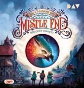 Cover-Bild zu Die Chroniken von Mistle End - Der Greif erwacht