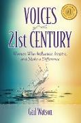 Cover-Bild zu Voices of the 21st Century (eBook) von Azzam, Saana