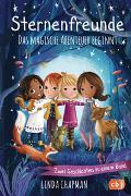 Cover-Bild zu Sternenfreunde - Das magische Abenteuer beginnt von Chapman, Linda