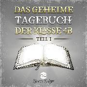 Cover-Bild zu Das geheime Tagebuch der Klasse 4B (Audio Download)