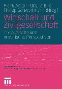 Cover-Bild zu Wirtschaft und Zivilgesellschaft (eBook) von Schwertmann, Philipp (Hrsg.)
