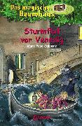 Cover-Bild zu Osborne, Mary Pope: Das magische Baumhaus (Band 31) - Sturmflut vor Venedig (eBook)