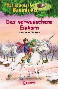 Cover-Bild zu Osborne, Mary Pope: Das magische Baumhaus (Band 34) - Das verwunschene Einhorn (eBook)