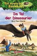 Cover-Bild zu Pope Osborne, Mary: Das magische Baumhaus (Band 1) - Im Tal der Dinosaurier