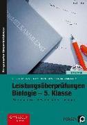 Cover-Bild zu Leistungsüberprüfungen Biologie - 5. Klasse