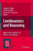 Cover-Bild zu Combinatorics and Reasoning