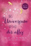 Cover-Bild zu Das Universum schenkt dir alles Kartenset