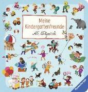 Cover-Bild zu Mitgutsch, Ali: Meine Kindergartenfreunde: Ali Mitgutsch