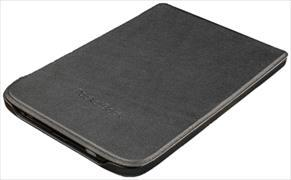 Cover-Bild zu Cover Pocketbook Touch Lux 4+5/Touch HD 3 Shell schwarz