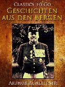 Cover-Bild zu Geschichten aus den Bergen (eBook) von Achleitner, Arthur