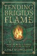 Cover-Bild zu Tending Brigid's Flame von Weatherstone, Lunaea