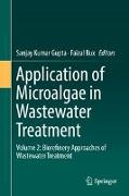 Cover-Bild zu Gupta, Sanjay Kumar (Hrsg.): Application of Microalgae in Wastewater Treatment