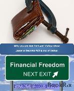 Cover-Bild zu Gupta, Sanjay: Financial Freedom Next Exit (eBook)