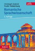 Cover-Bild zu Gabriel, Christoph: Romanische Sprachwissenschaft