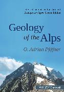 Cover-Bild zu Pfiffner, O. Adrian: Geology of the Alps (eBook)