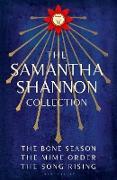 Cover-Bild zu The Bone Season series (eBook) von Shannon, Samantha