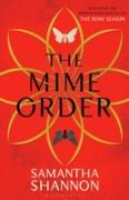 Cover-Bild zu The Mime Order (eBook) von Shannon, Samantha