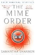 Cover-Bild zu The Mime Order von Shannon, Samantha