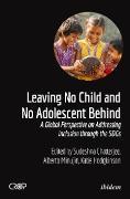 Cover-Bild zu Leaving No Child and No Adolescent Behind (eBook) von Chatterjee, Sudeshna
