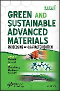 Cover-Bild zu Green and Sustainable Advanced Materials (eBook) von Ahmed, Shakeel (Hrsg.)