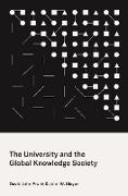Cover-Bild zu Frank, David John: The University and the Global Knowledge Society (eBook)