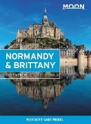 Cover-Bild zu Moon Normandy & Brittany (eBook)