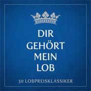 Cover-Bild zu DCD Dir gehört mein Lob von Bach, Lala (Sänger)