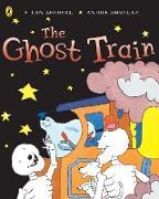 Cover-Bild zu Funnybones: The Ghost Train von Ahlberg, Allan