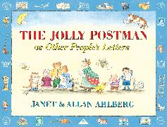 Cover-Bild zu The Jolly Postman or Other People's Letters von Ahlberg, Allan