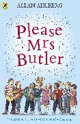 Cover-Bild zu Please Mrs Butler (eBook) von Ahlberg, Allan