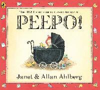 Cover-Bild zu Peepo! von Ahlberg, Allan