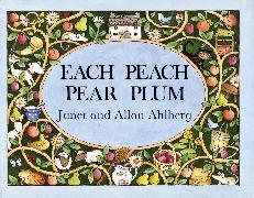Cover-Bild zu Each Peach Pear Plum von Ahlberg, Allan