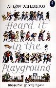 Cover-Bild zu Heard it in the Playground (eBook) von Ahlberg, Allan