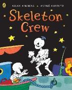 Cover-Bild zu Funnybones: Skeleton Crew von Ahlberg, Allan