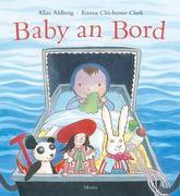 Cover-Bild zu Baby an Bord von Ahlberg, Allan