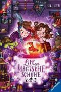 Cover-Bild zu Lillys magische Schuhe, Band 1: Die geheime Werkstatt