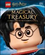 Cover-Bild zu Dowsett, Elizabeth: LEGO® Harry Potter(TM) Magical Treasury (eBook)