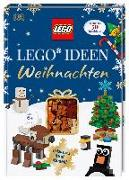 Cover-Bild zu Dowsett, Elizabeth: LEGO® Ideen Weihnachten