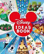 Cover-Bild zu DK: Disney Ideas Book