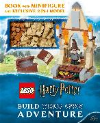 Cover-Bild zu Dowsett, Elizabeth: LEGO Harry Potter Build Your Own Adventure