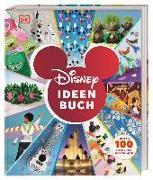 Cover-Bild zu Dowsett, Elizabeth: Disney Ideen Buch