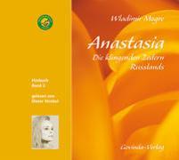 Cover-Bild zu Anastasia, Die klingenden Zedern Russlands (CD) von Megre, Wladimir
