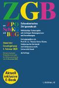 Cover-Bild zu Sutter-Somm, Thomas: ZGB