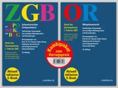 Cover-Bild zu Sutter-Somm, Thomas: ZGB und OR - Kombipaket