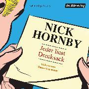 Cover-Bild zu Jeder liest Drecksack (Audio Download) von Hornby, Nick