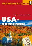 Cover-Bild zu Brinke, Margit: USA-Nordosten - Reiseführer von Iwanowski (eBook)