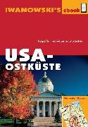 Cover-Bild zu Brinke, Dr. Margit: USA-Ostküste - Reiseführer von Iwanowski (eBook)