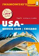 Cover-Bild zu Bromberg, Marita: USA-Große Seen / Chicago - Reiseführer von Iwanowski (eBook)